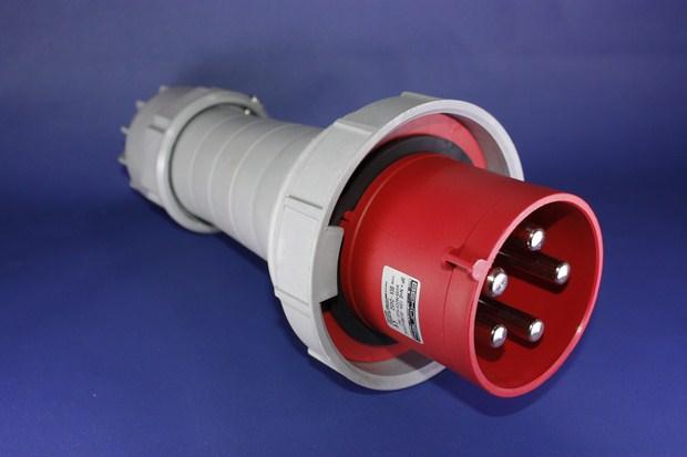 Phích cắm công nghiệp 5C-125A-IP67 BEK-0452