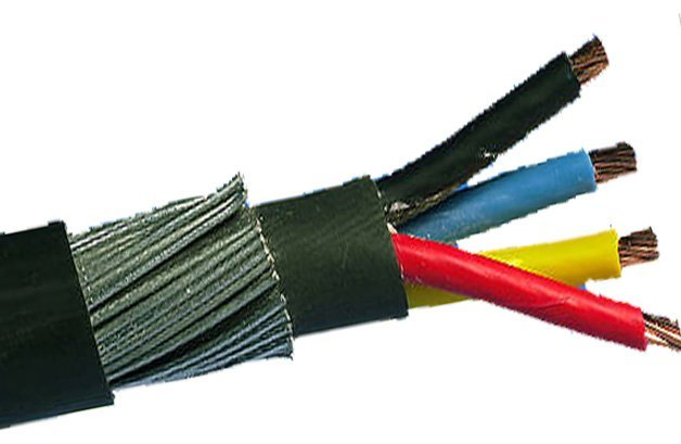 Multi-core Amoured XLPE cable