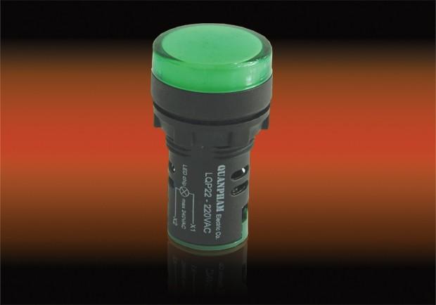 Đèn báo điện tử LQP22G-220v