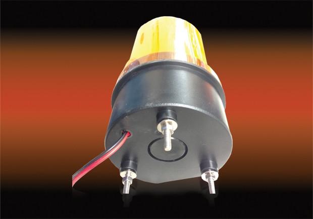 Đèn quay LED có còi BEK-R101S