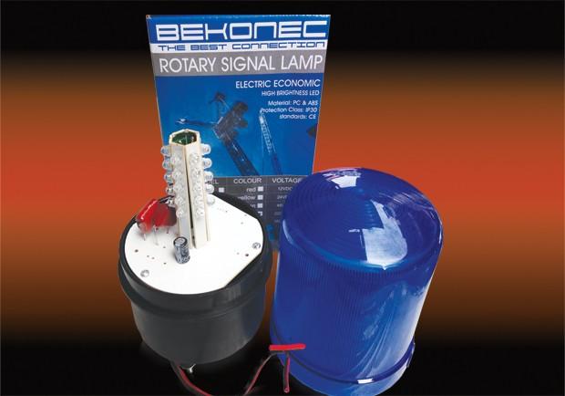 Đèn quay LED không còi BEK-R101S