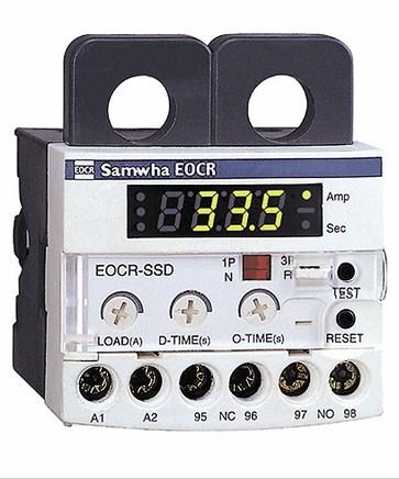 Rơ le bảo vệ pha EOCR-SSD
