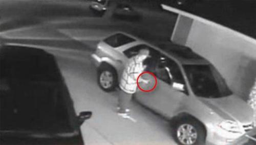 Trộm đồ ôtô bằng công nghệ cao